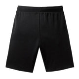 Men's Double Knit Embroidery Shorts
