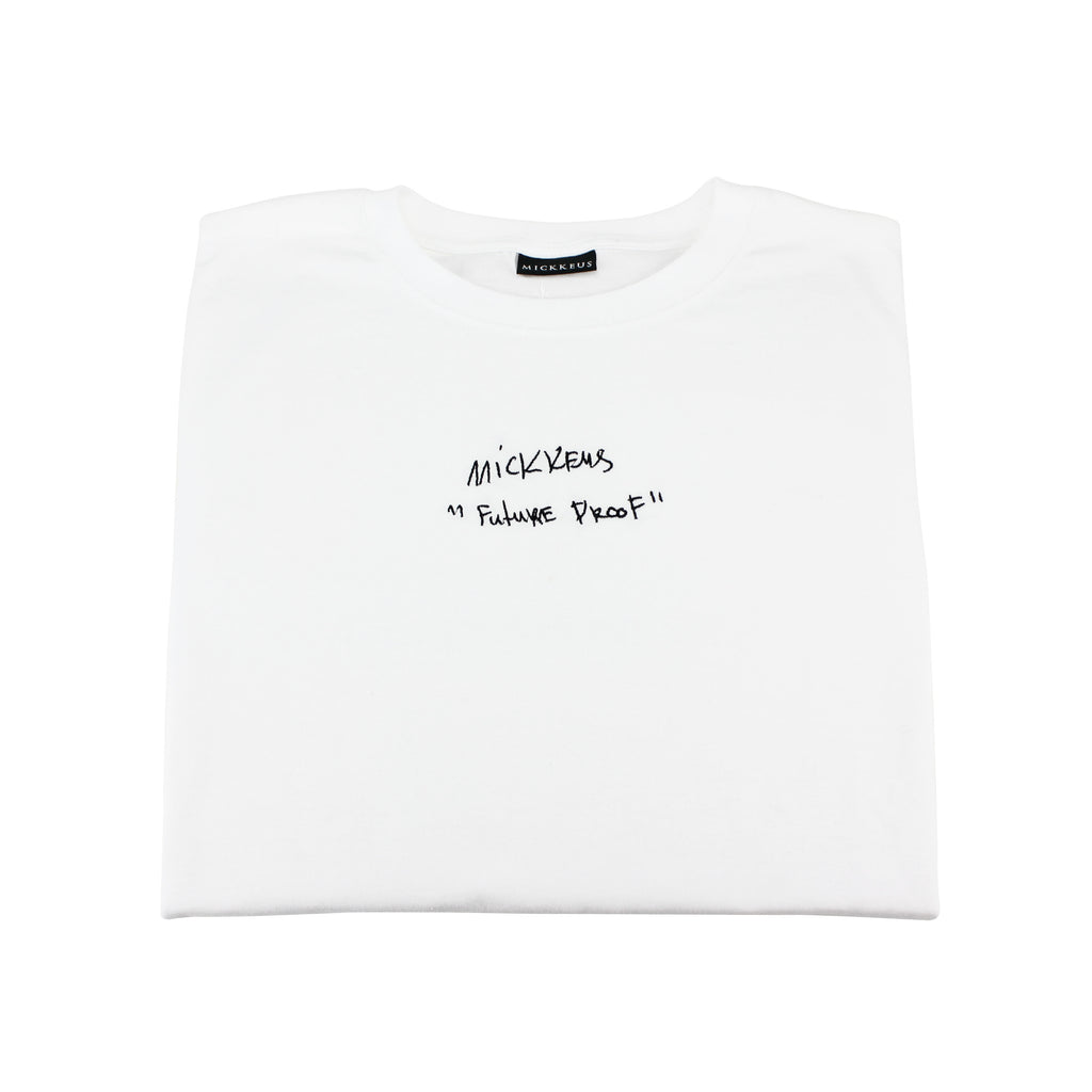 White MICKKEUS T-Shirt