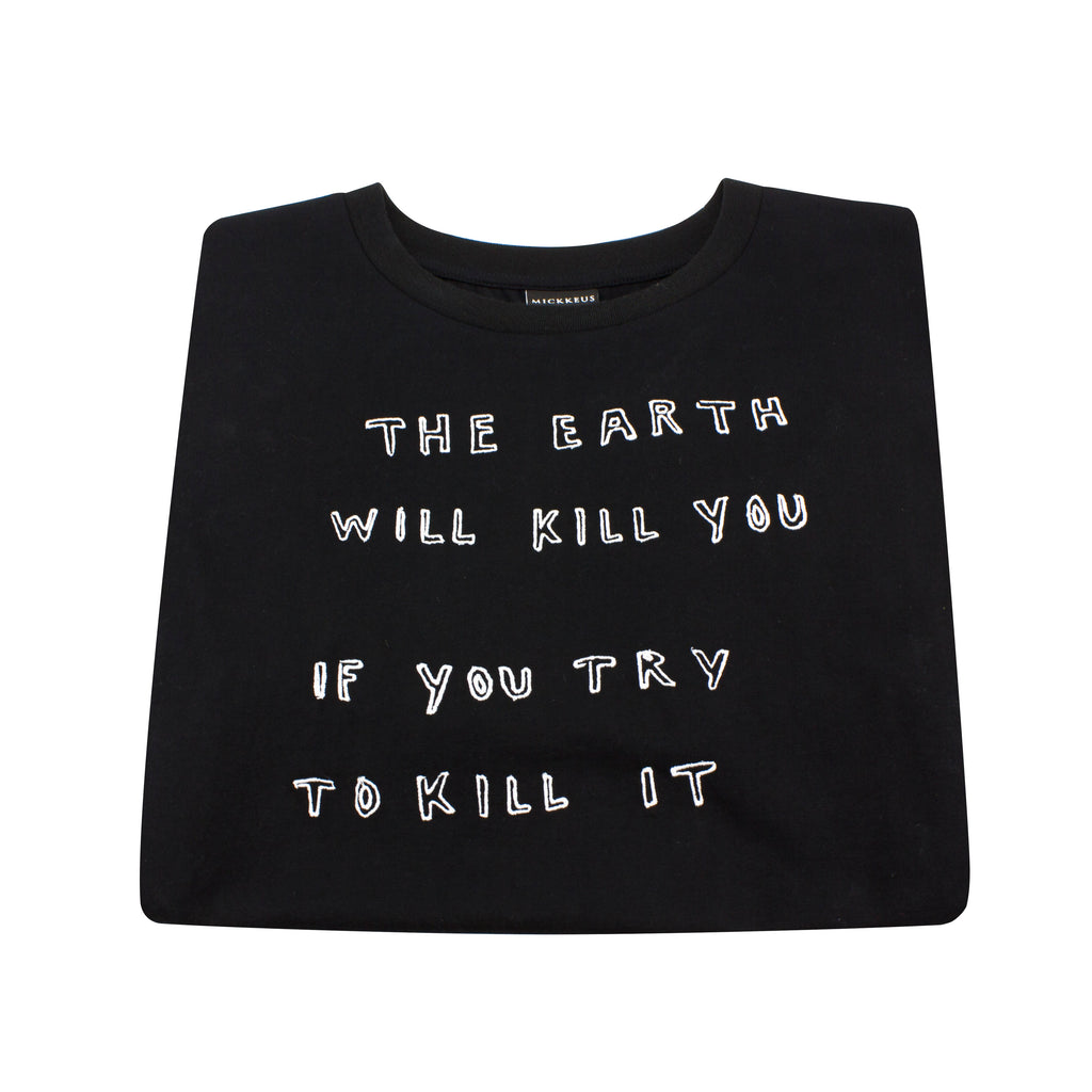Black EARTH T-Shirt
