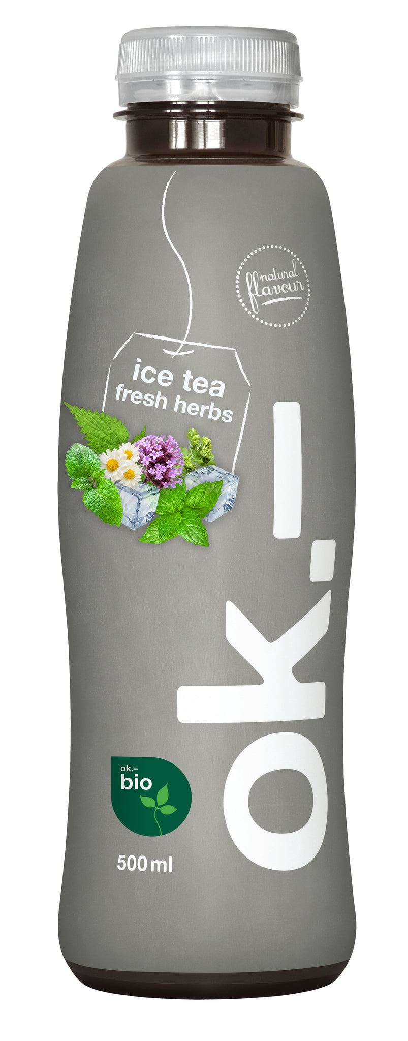 ok.– ice tea bio fresh herbs