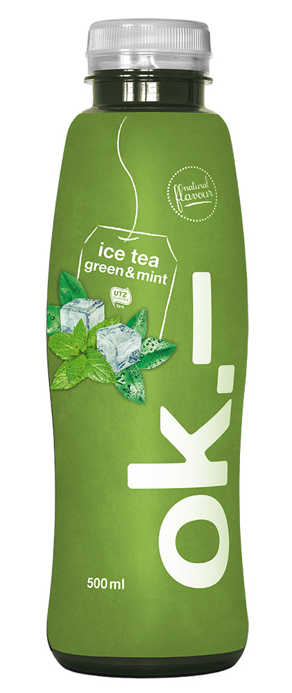 ok.– ice tea green & mint