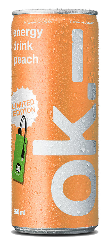 ok.– energy drink peach