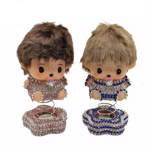 Baby Monchichi Doll Ornament