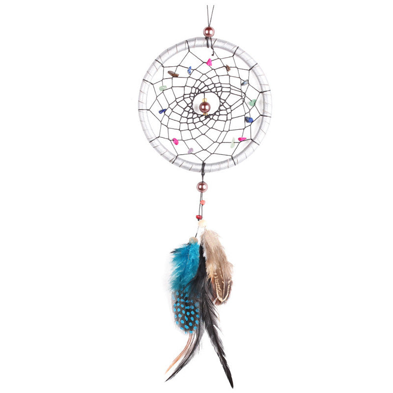 Rear View Mirror Dreamcatcher