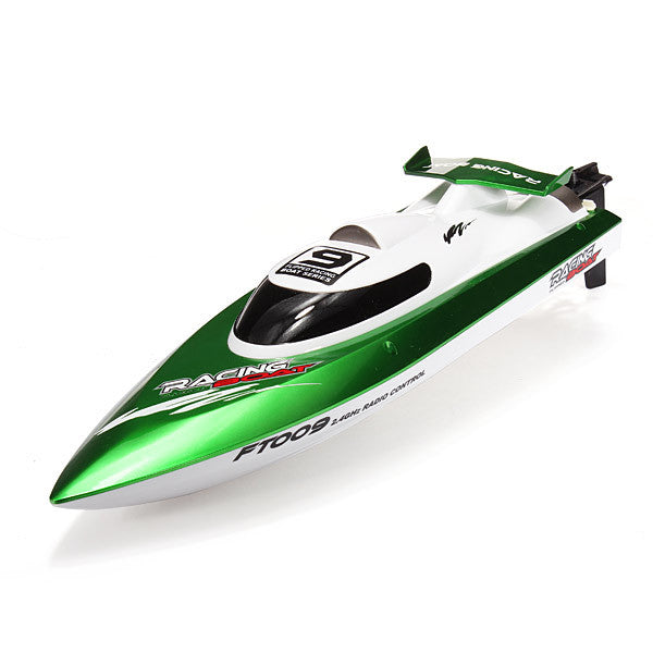 4CH High Speed Racing Flipped RC BoatSpeedboat Water Cooling  System 35KMH