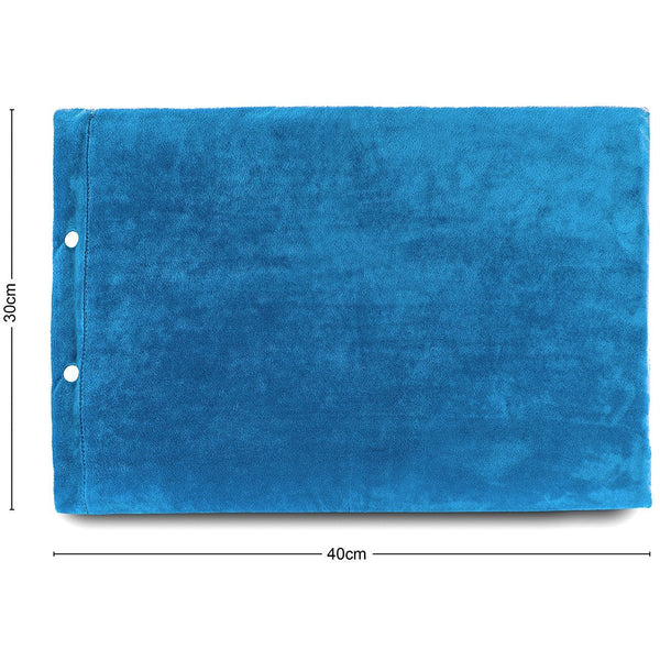 Electric Heated Fleece Thermal Heat Pad