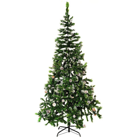Realistic Festive Artificial Christmas Tree