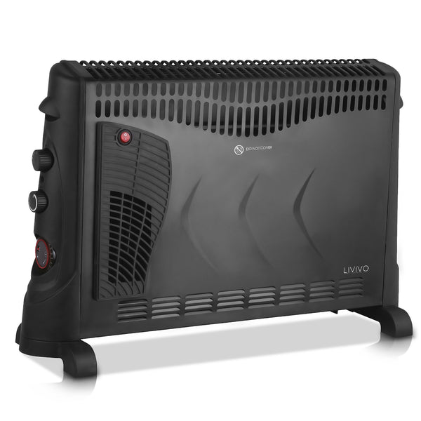 Turbo Convector Heater With Timer