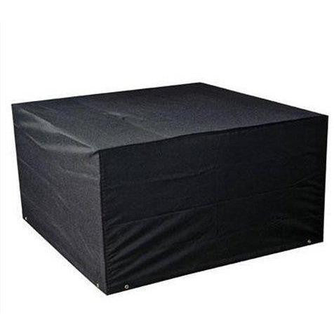 RATTAN CUBE FURNITURE COVER