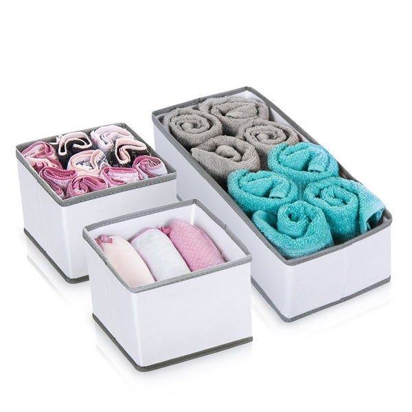 Collapsible Fabric Organiser Set