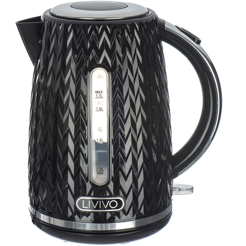 Taurus 1.7L Kettle 3000W - Black