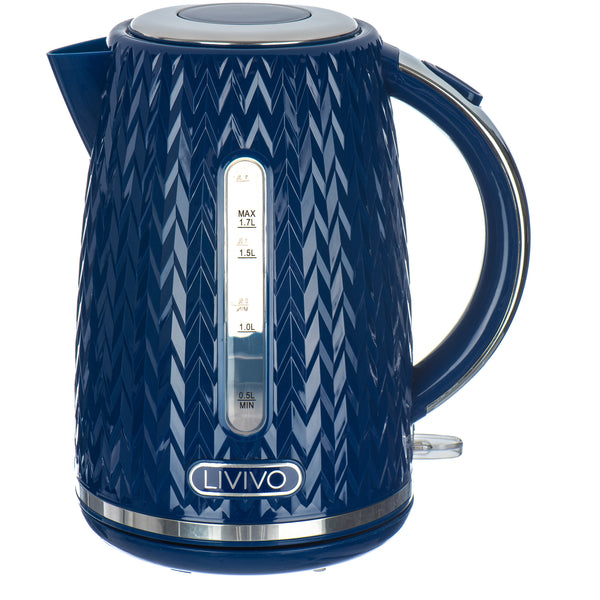 Taurus 1.7L Kettle 3000W - Navy