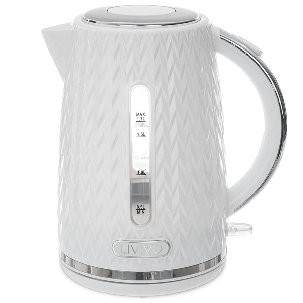 Taurus 1.7L Kettle 3000W - White