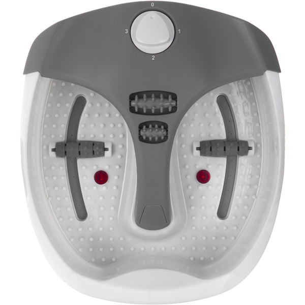 Deluxe Multi-Function Foot Spa Grey