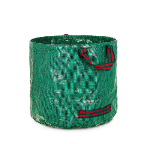 Set of 2 Heavy Duty Reusable Garden Waste Bags 150L