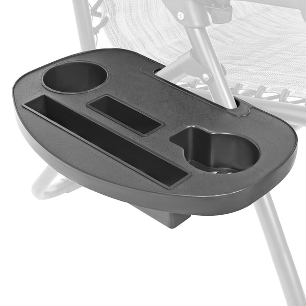 Gravity Chair Side Tray Table