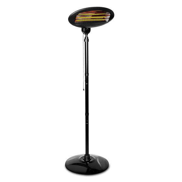 2KW Electric Outdoor Free Standing Patio Heater