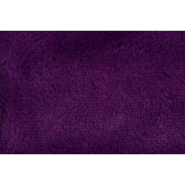 2L Hot Water Bottle- Purple with Pompom