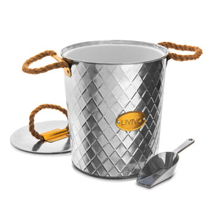 Galvanised Steel Ice Bucket