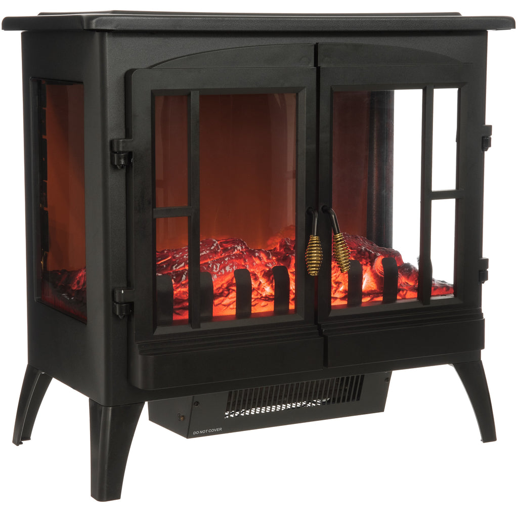 Large Panoramic Effect Stove