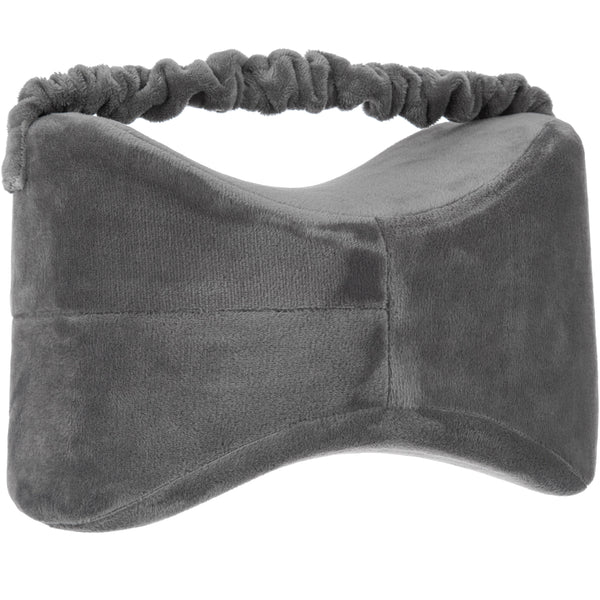 Leg Pillow With Strap- Grey