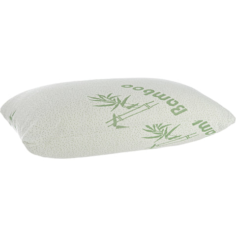 Double Bamboo Memory Foam Pillows