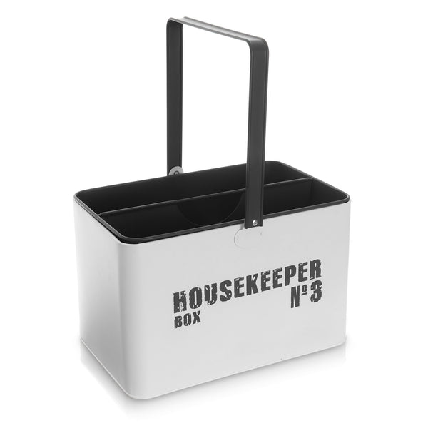 Metal Housekeeping Storage Box