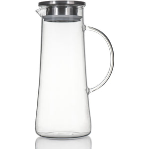 1.5L Glass Water Pitcher