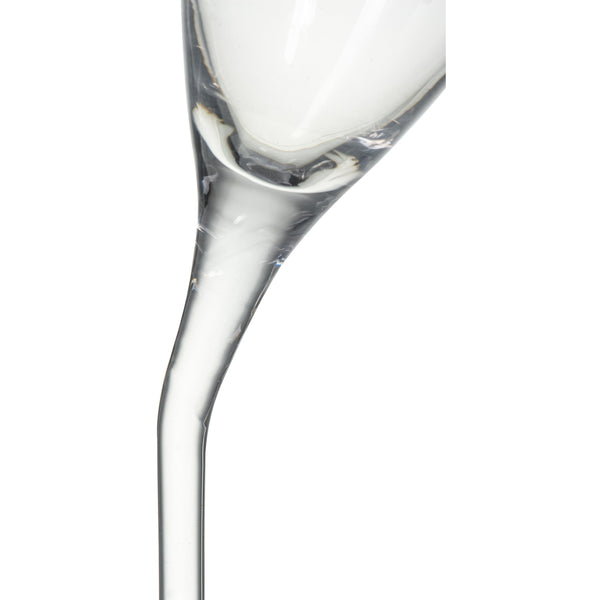 Set of 2 'Tipsy' Prosecco Glasses