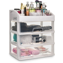 3 DRAWER WITH TOP TRAY ORGANISER