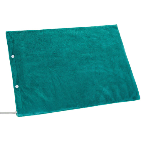 Electric Heated Thermal Therapy Fleece Pad