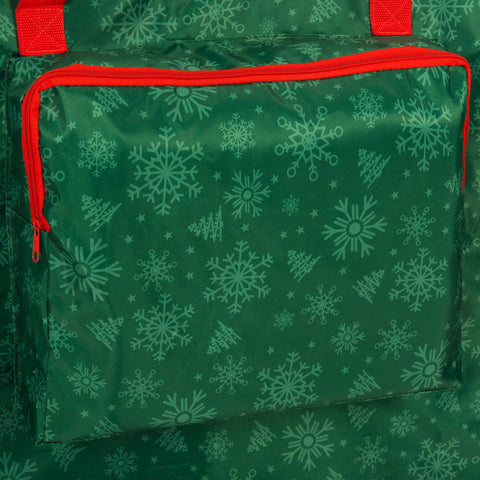 Deluxe Christmas Tree Decoration Storage Bag
