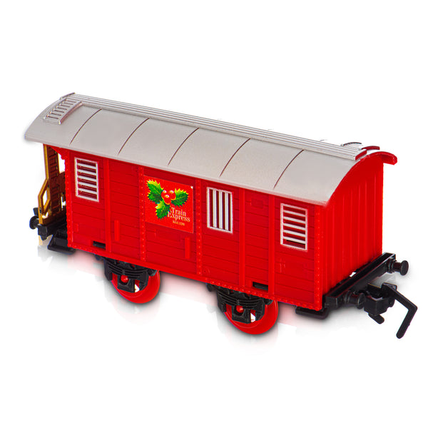 12 Piece Deluxe Christmas Train Set
