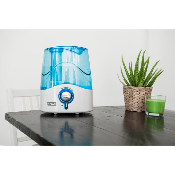 4.5L Ultrasonic Humidifier White