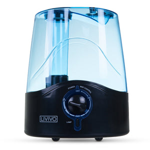 Black 4.5L Ultrasonic Humidifier