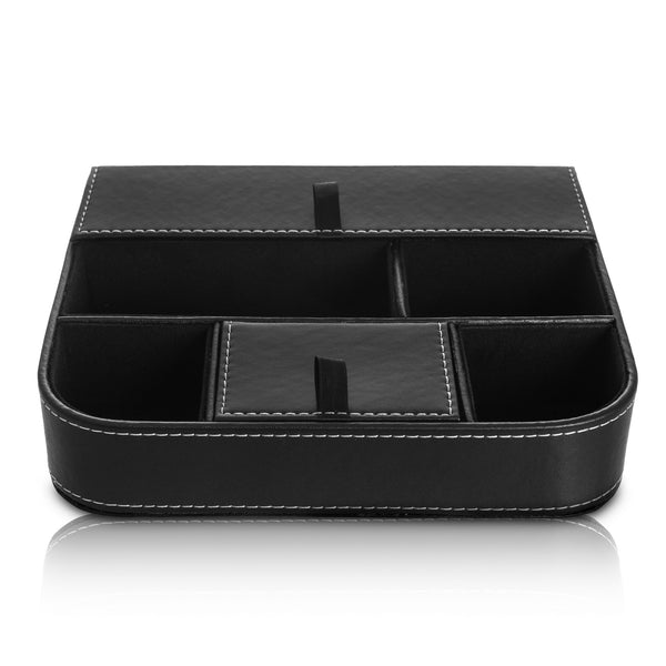 6 Compartment Deluxe Valet Organiser