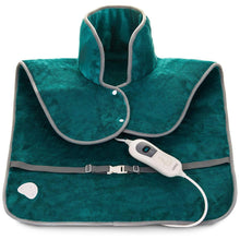 ELECTRIC HEATED BODY AND NECK PAD