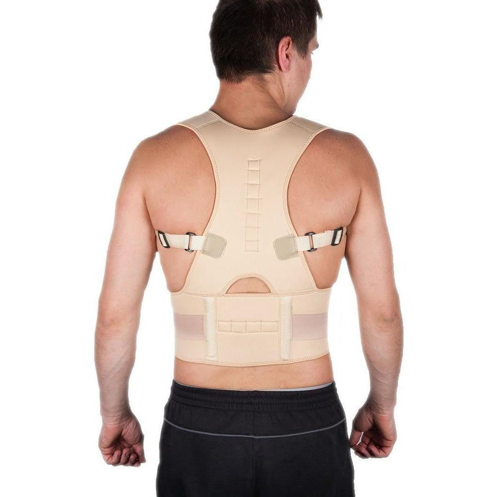 Unisex Magnetic Lumbar Posture Support - Large