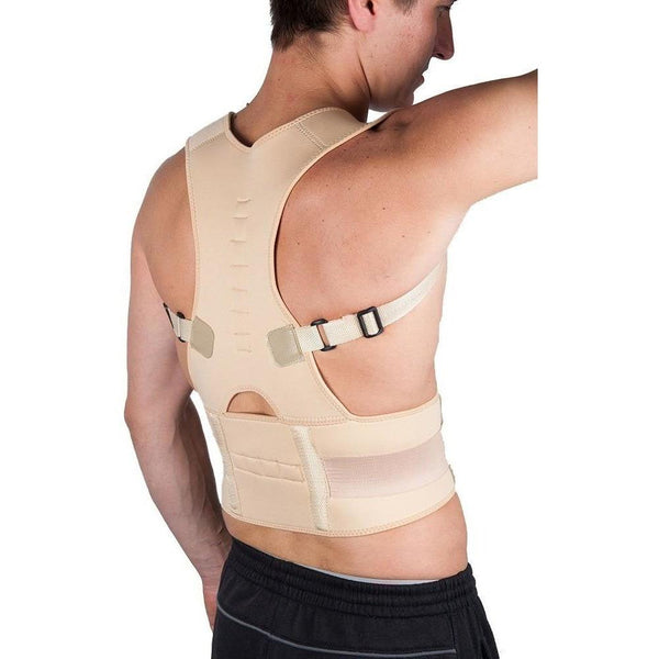 Unisex Magnetic Lumbar Posture Support - Small