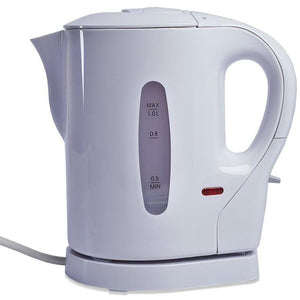 PORTABLE 900W CORDLESS 1L KETTLE