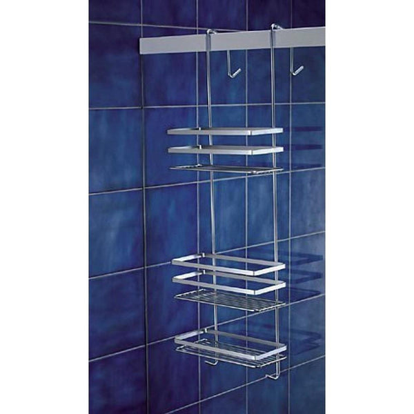 3 Tier Over The Door Hanging Rack