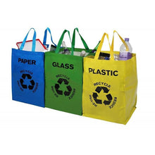 3 RECYCLING BAGS