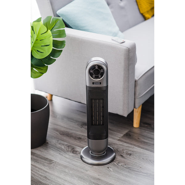 PTC Digital Tower Fan Heater