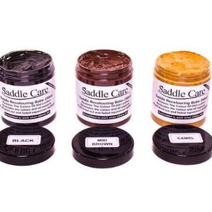 Saddle & Tack Colour Restorer