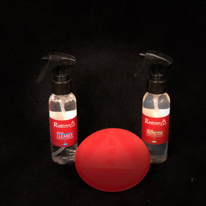 Aniline Leather Cleaner & Protection Spray FREE Pad