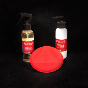 Leather Cleaner & Protection Cream FREE Pad
