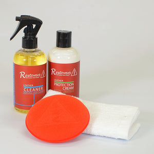 Pigmented Leather Care Kit (250ml) LRCK10