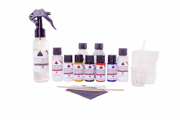 Scuff Leather Dye Repair Kit Leather Repair Company
