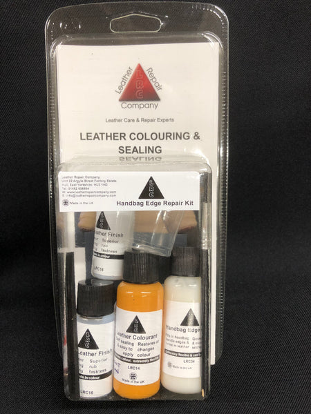 Handbag Edge Dye Repair Kit Leather Repair Company