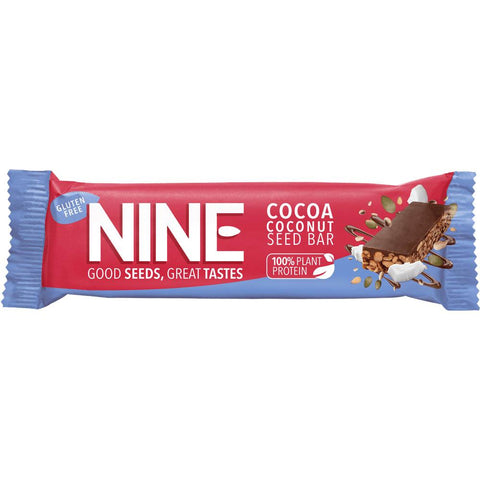 Nine - Cocoa Coconut Seed Bar
